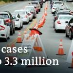 California shuts down once more as coronavirus circumstances surge | DW Information