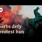 Serbia coronavirus protests: What are they actually about? | DW Information