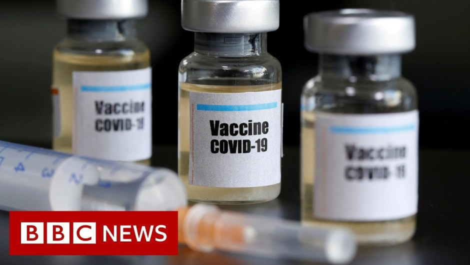 Coronavirus: Pharma companies unveil security pledge over vaccine – BBC Information
