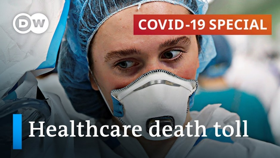 What number of healthcare employees have died attributable to coronavirus?   COVID-19 Particular