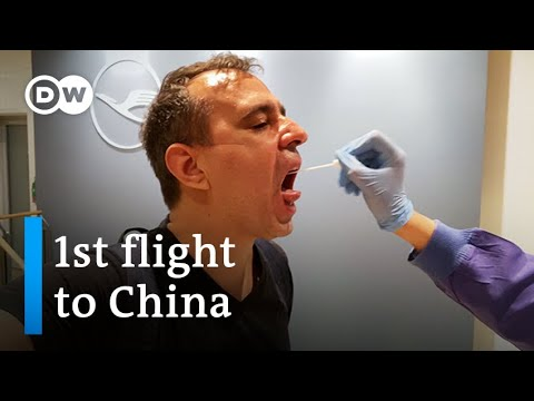 New coronavirus case on first Germany-China return flight | DW Information