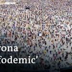 How contagious? Conspiracies, lies & the coronavirus 'infodemic' | DW debate particular