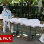 Sufferers undergo at dwelling as Covid chokes hospitals  – BBC Information