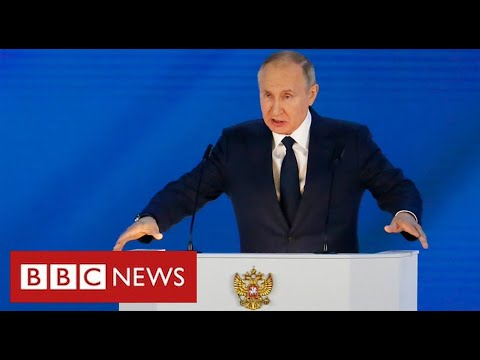 """Putin warns West of """"speedy and harsh"""" response from Russia if it crosses """"pink strains"""" – BBC Information"""