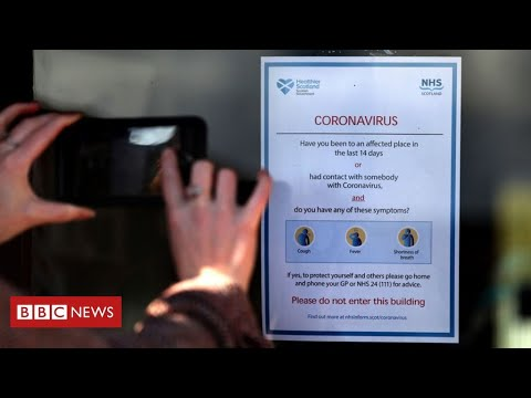 New coronavirus restrictions launched in components of Scotland – BBC Information