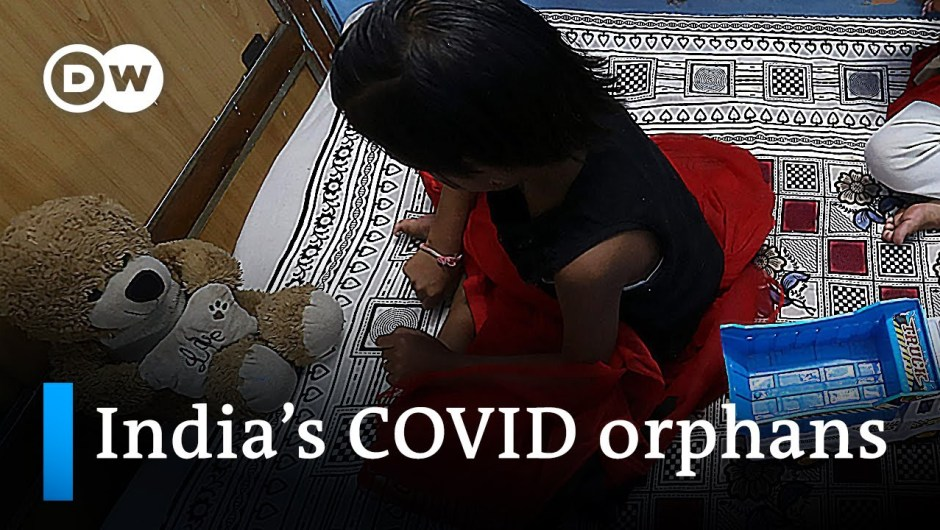 COVID-19: Indian kids orphaned by the pandemic   DW Information
