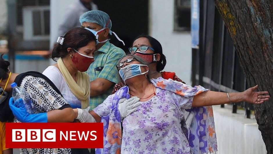 India coronavirus: 'My metropolis is beneath siege from Covid'