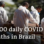 Brazil data worst day by day demise toll from COVID-19   DW Information