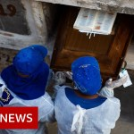Brazil hits grim new Covid dying report – BBC Information