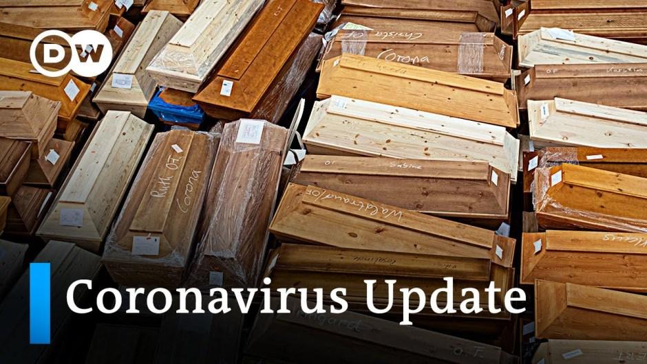 Germany surpasses 50,000 COVID deaths, UK crosses 90,000 | Coronavirus Newest