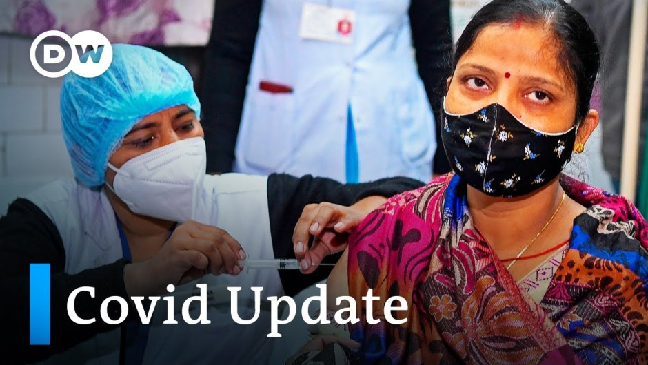 Covid deaths surge in Germany +++ India begins vaccine drills   Coronavirus Replace