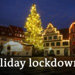 Nations throughout Europe introduce vacation lockdowns   Coronavirus replace