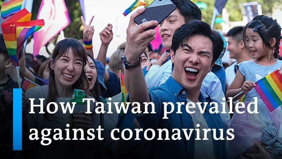 Taiwans success in preventing the coronavirus pandemic defined | DW Information