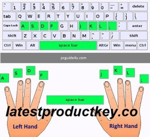 Typing Master Product Key