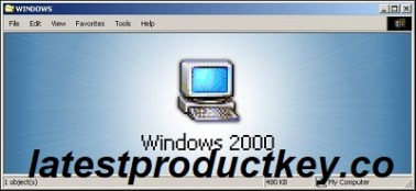 Windows 2000 Product Key