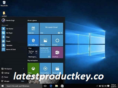 Windows 10 Home Crack + Product Key Free Download 2021