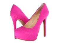 Jessica Simpson Jasmint in Hot Shot Pink $36.99 {tiny.cc/46v49w}
