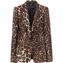 Zara Animal Print Blazer $29.00 {tiny.cc/51v49w}