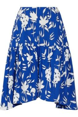 MARNI Printed cotton midi skirt tiny.cc/ek9p9w