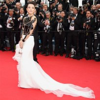 Zhang Ziyi in Stephane Rolland