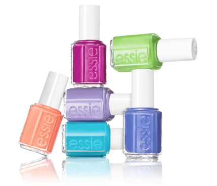 Essie 'Too Taboo Neon' Collection, in 6 shades {'Too Taboo' 'Vices Versa' 'Sittin' Pretty' 'Serial Shopper' 'I'm Addicted' 'Chills + Thrills'} from essie.com