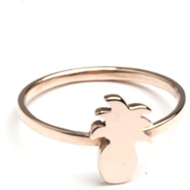 HOLLY RYAN Pineapple Ring, Rose