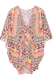 COVER-UPS | MARA HOFFMAN Printed stretch-modal coverup $275 from net-a-porter.com