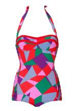 BATHINGSUIT | Marc by Marc Jacobs Retro Swimsuit, $210; stylebop.com