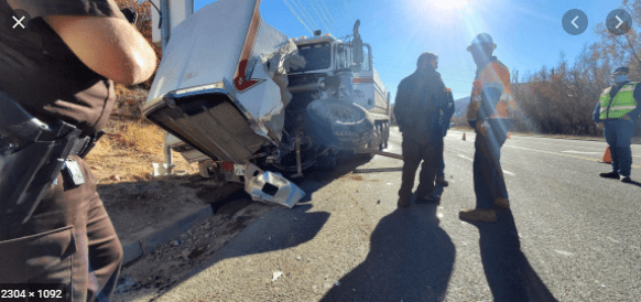Truck Runs Over 16yr Old Boy Who Was Fixing Potholes