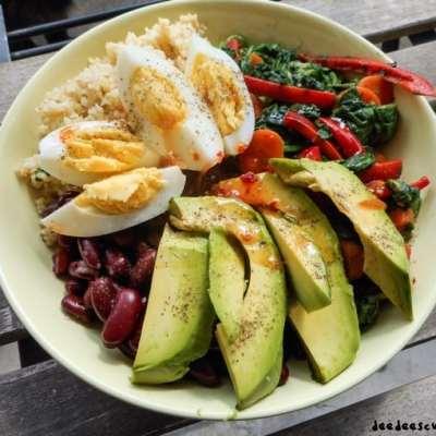 Le buddha bowl – Recette facile et rapide