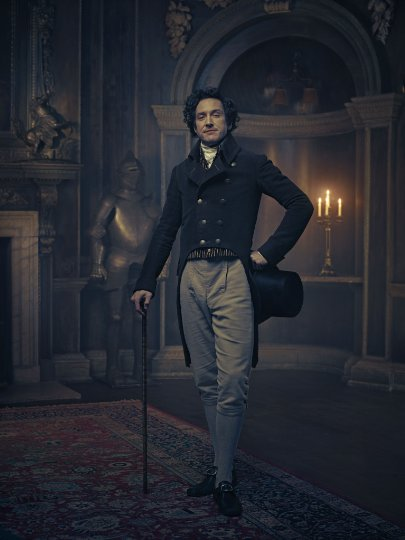 More of the Britishiest Brits: The BBC's Jonathan Strange and Mr. Norrell