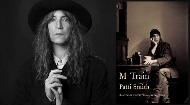 "Patti Smith's M Train: ""It's not so easy writing about nothing"""
