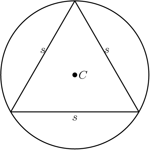 Triangle Right When Area Equilateral Hypotenuse Known Formula