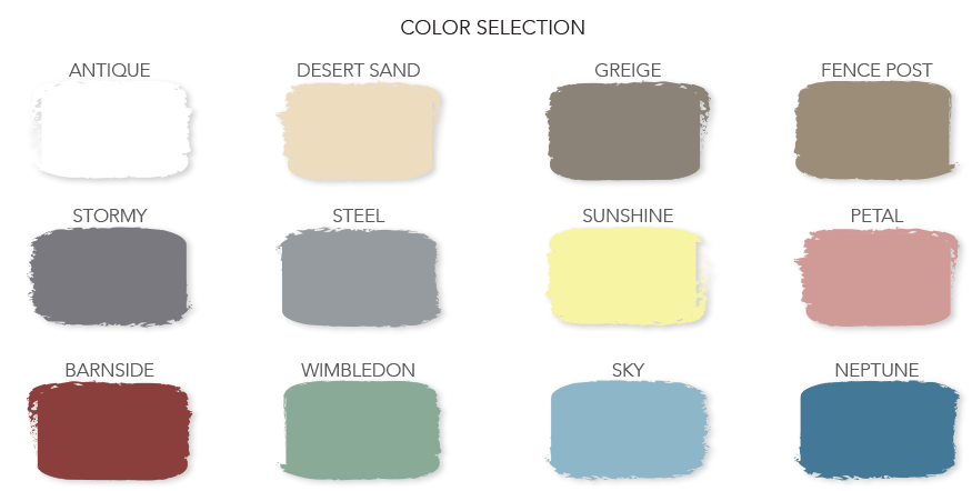 color selection 2019