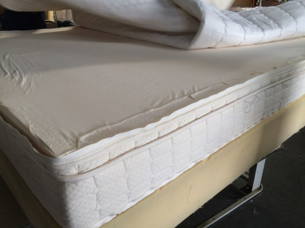 Pure Talalay Classic Natural Faom Phoenix Organic Latex Mattresses