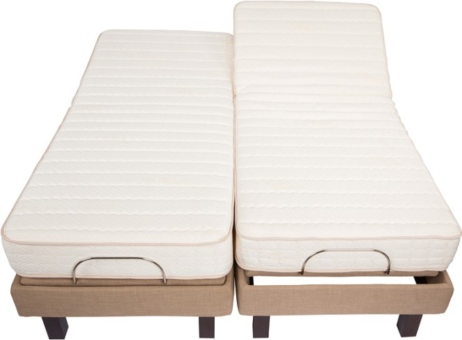 Firmer 7andquot Latex Mattress Best Quality Electric Adjule Bed Firmest