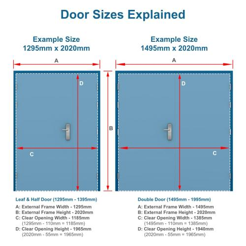 small resolution of door size