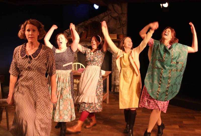 Actors Co-op Presents : Dancing At Lughnasa @ Crossley Theatre in Hollywood - Review