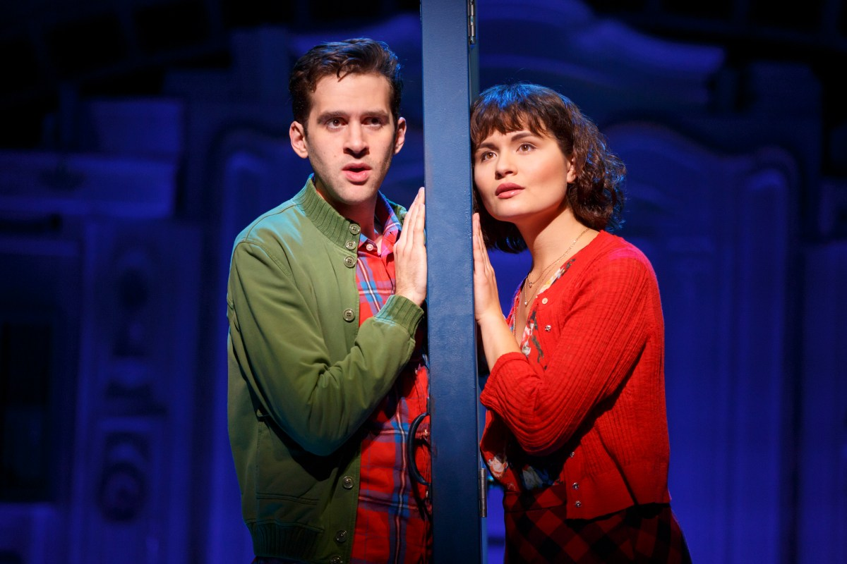 AMÉLIE, A NEW MUSICAL @ The Ahmanson Theatre in Los Angeles - Review