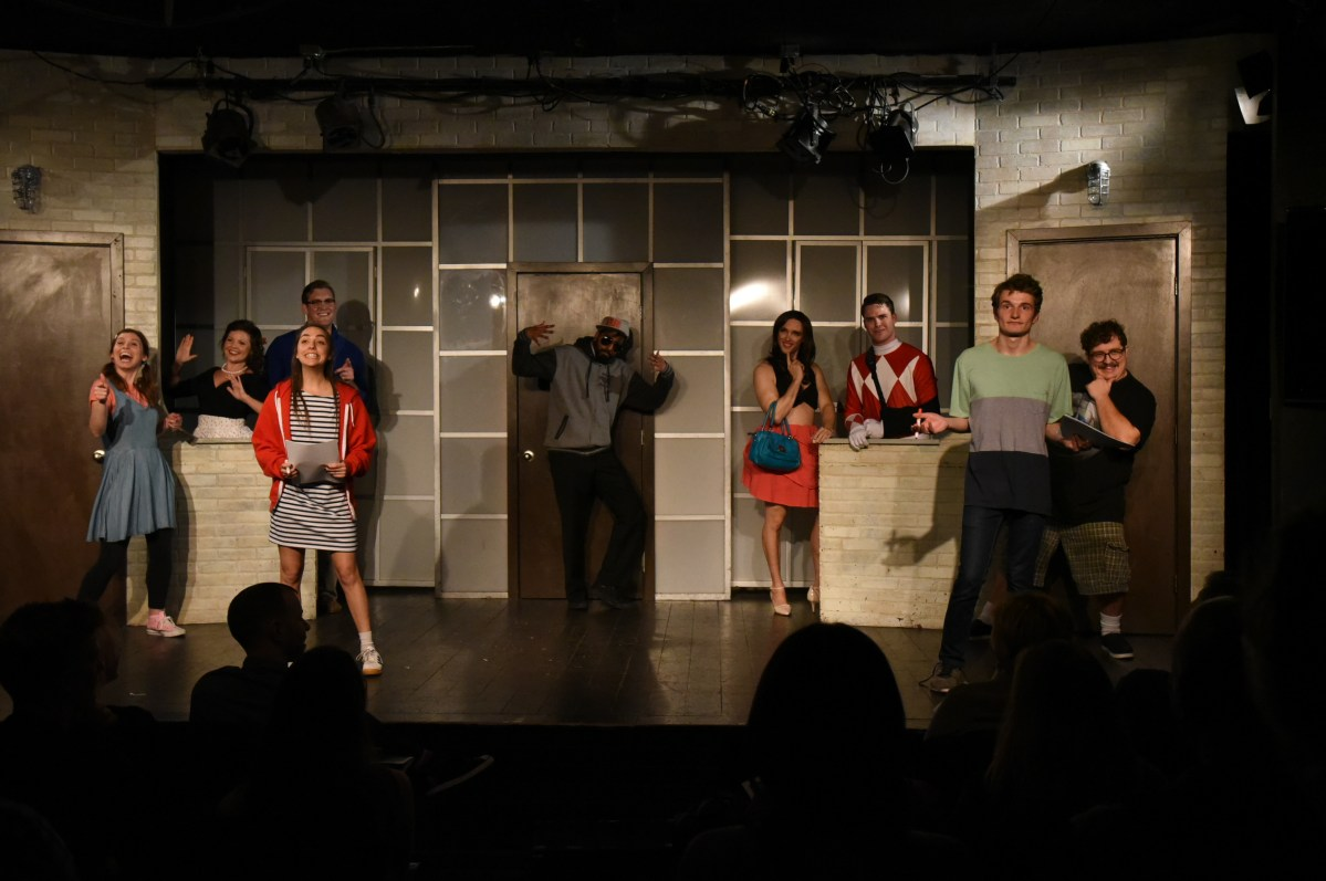 Hollywood Fringe 2017: It's The Sure Shot - DIVORCE: THE HIP-HOP MUSICAL @ Sacred Fools in Hollywood - Review