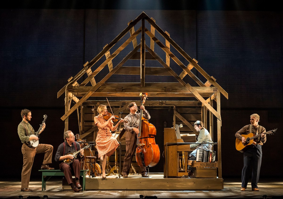 BRIGHT STAR @ Ahmanson Theatre in Downtown Los Angeles - Review