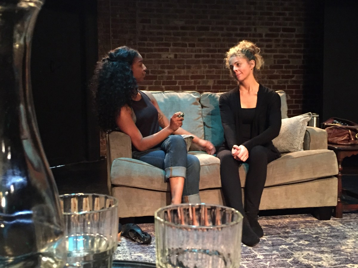 Hollywood Fringe 2018 - KATY AND JENNIFER @ The Lounge Theatre - Review
