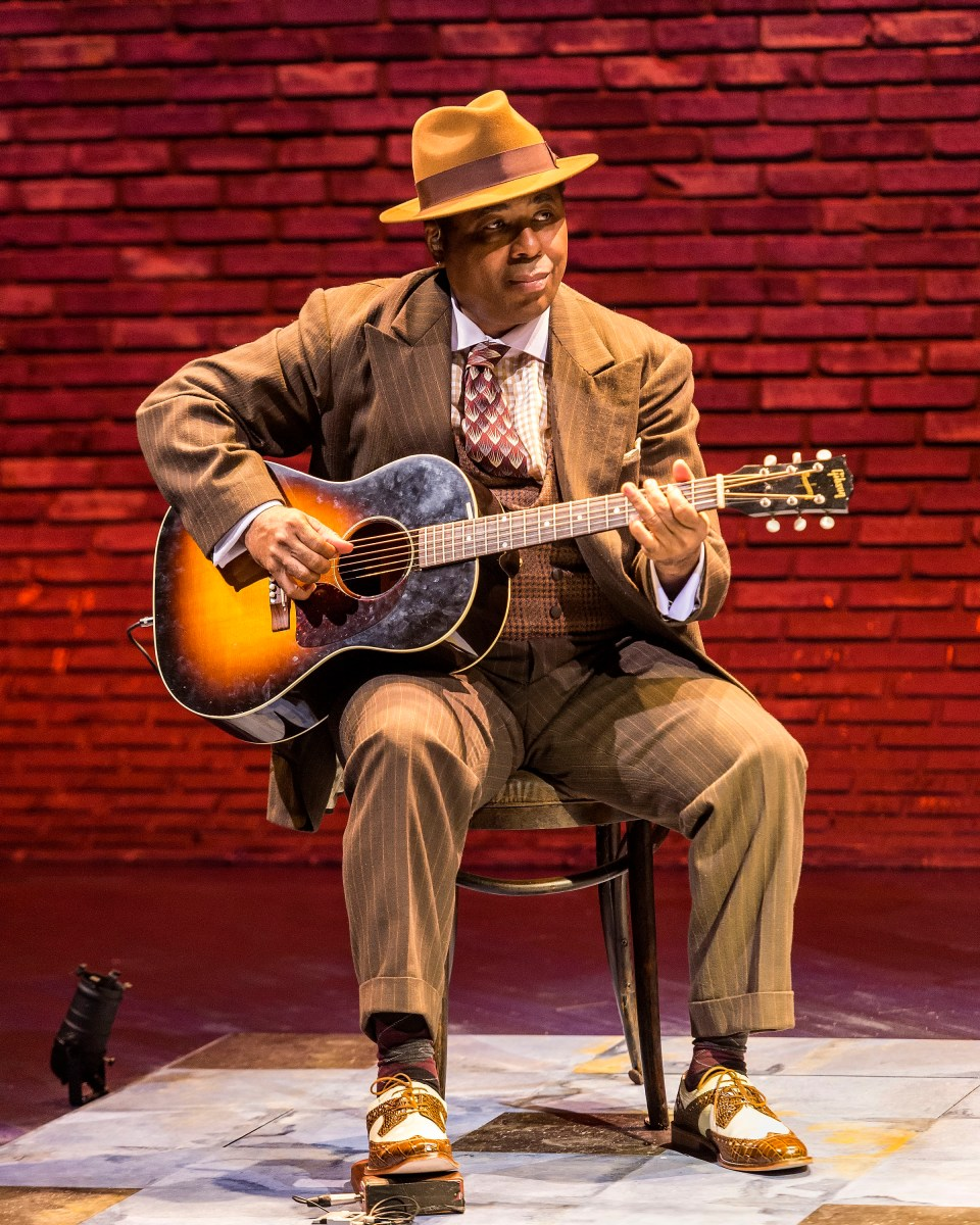 LACKAWANNA BLUES @ The Mark Taper Forum - Review