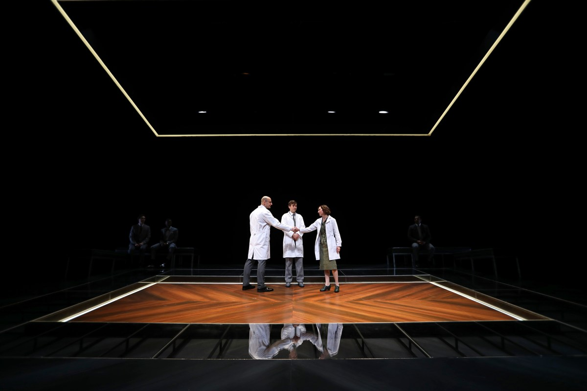 Life Under A Microscope : Photograph 51 @ South Coast Repertory – Review