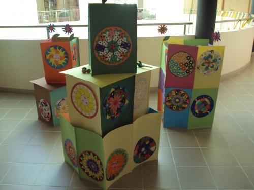 Exposição De Mandalas
