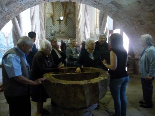 Idosos Visitam Museu De Setúbal/convento De Jesus