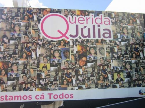 """Querida Júlia"" na Lati"