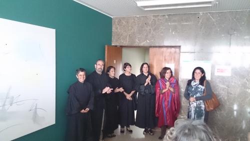 Membro Da Direcção Da Lati Conclui Doutoramento