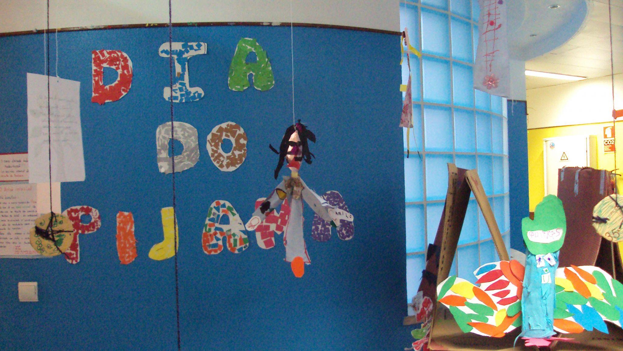 O Jardim de Infância da LATI junta-se à Missão Pijama