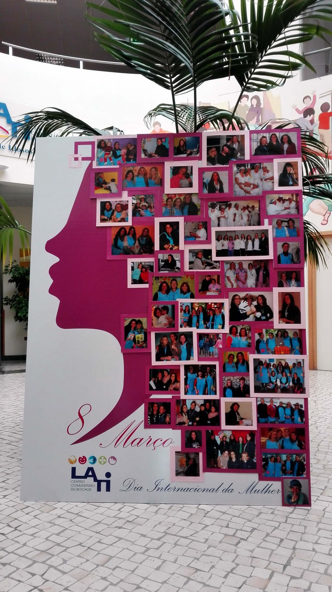 LATI comemora Dia Internacional da Mulher